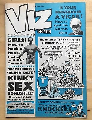 Viz Comic Issue No. 28 February/March 1988