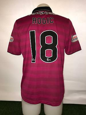 Celtic match issue Rogic player shirt Football Memorabilia not worn Australia
