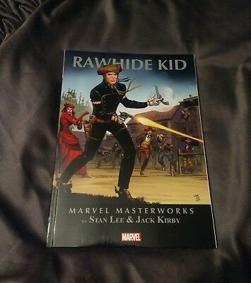 Marvel Rawhide kid Graphic Novel From The Stan Lee Box