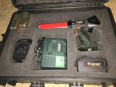 DB-RAD 1350 Battery Powered Torque Wrench With Digital Display