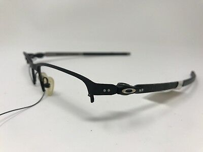 bee3190ee9 Oakley Tincup 0.5 Titanium Eyeglasses OX5099-0153 53-18-135 Powder Coal LU83