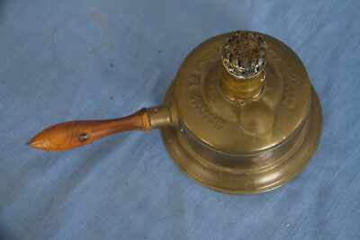 Vintage French Brass CLAMFOR  Paraffin Kerosene Cooking Camping Stove