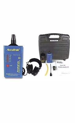 Ultrasonic Leak Detector,with Sound SUPERIOR ACCUTRAK VPE PRO-PLUS