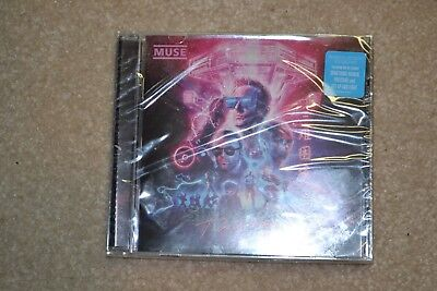 Muse Simulation Theory Cd Factory Sealed Brand New Free Shipping***