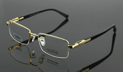 6c35e52d9b Luxury Pure Titanium Spectacles Men Glasses Optical Eyeglass Frame eyewear  Rx