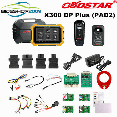 OBDSTAR X300 DP Plus X300 PAD2 B Package New 8-inch Tablet OBD2 Diagnostic Tool