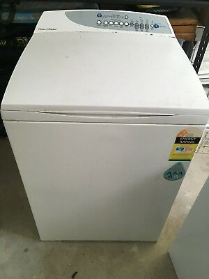 Fisher Paykel Washing Machine, large capacity, great working condition