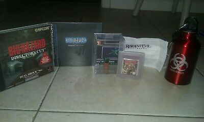Resident Evil Collectors Memorabilia Lot