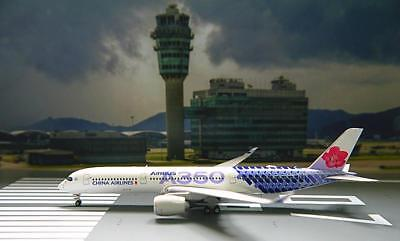 Phoenix 1/400 Diecast Aircraft Model Airbus A350-900,CHINA AIRLINES,04225
