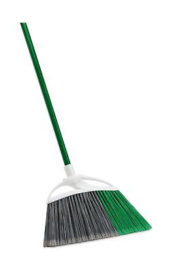 Libman 211 Extra Large Precision Angle Broom with Recycled Broom Fibers