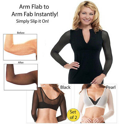 2019 Plus Size Seamless Arm Shaper - Free Shipping