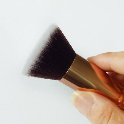 Flat Top Liquid Foundation Brush Powder Beauty Makeup Face Brushes Make Up Tools