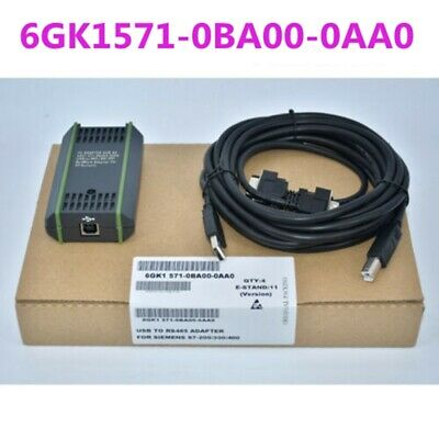 6GK1571-0BA00-0AA0 PC ADAPTER USB A2 Cable For S7-200 S7-300 GK1571-0BA00-0AA0