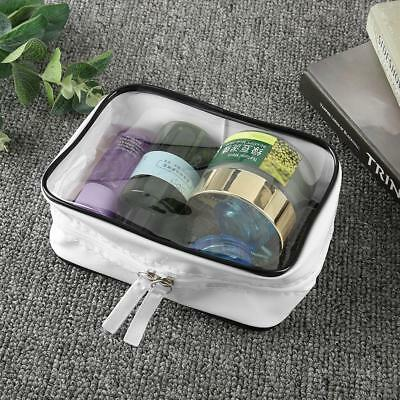 Transparent PVC Bags Travel Organizer Makeup Bag Cosmetic Bag Zipper design