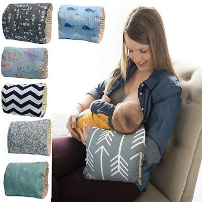 Breast Feeding Maternity Soft Nursing Arm Pillow Baby Support for Lunchbreak HB7