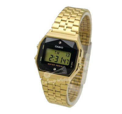 -Casio A159WGED-1D Digital Watch Brand New & 100% Authentic (Made in Japan)