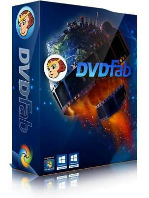 DVDFab All-In-One 10.2.1.7 (x86/x64win), instant delivery 2018