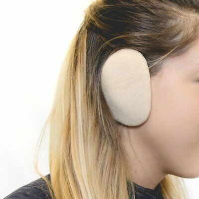 Sprigs Earbags Bandless Ear Warmers/Fleece Earmuffs with Thinsulate - Camel M...