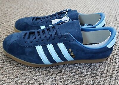 release date: 93ea8 7b2d9 Adidas Originals Berlin trainers UK size 12 brand new with tags