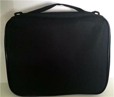 NEW Black Pin Trading Bag / Pin Collector Bag *BLACK*