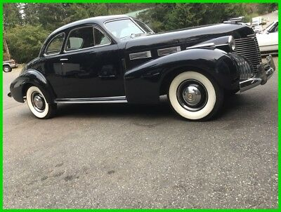 1940 Cadillac Series 62 Coupe 1940 Cadillac Series 62
