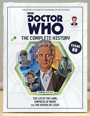 Doctor Who Complete History Issue 88 Vol 88 The Lie of the Land *NEW & SEALED*