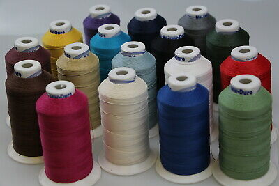 Polyester cotton Sewing thread M36 x 1000mt Horse rug binding, bags,tents,canvas
