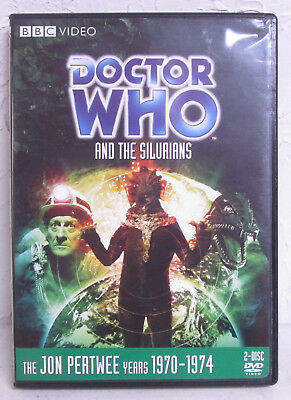 Doctor Who - The Silurians DVD Story 52 2008 Region 1 Jon Pertwee