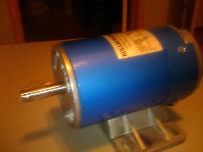 Kollmorgan DC electric motor 125V DC 15.8 Amps 1.5 HP Model PWM3616-5566-7-56B
