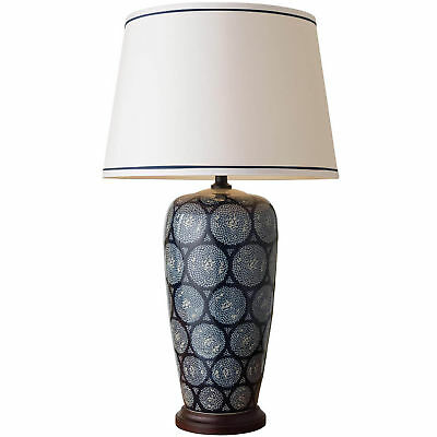 NEW Tall Emmett Porcelain Table Lamp - Mayfield Lamps,Lamps