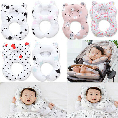 Baby Children Head Neck Support Headrest Travel Car Seat Pillow Stroller Cushion