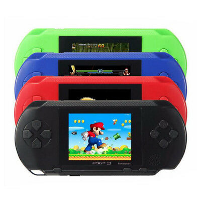 PXP3 Game Console Handheld Portable 16 Bit Retro Video LCD 150+ Games Gift NEW