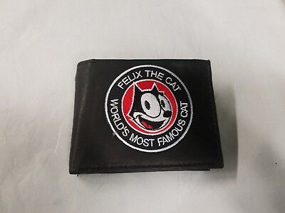 Felix The Cat Leather Wallet