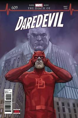 Daredevil #609 First Printing! Death Of Daredevil Part One Nm
