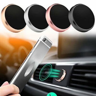 Ultra-Slim Universal Magnetic Holder Cell Phone Mobile Phone Dashboard Mount AC