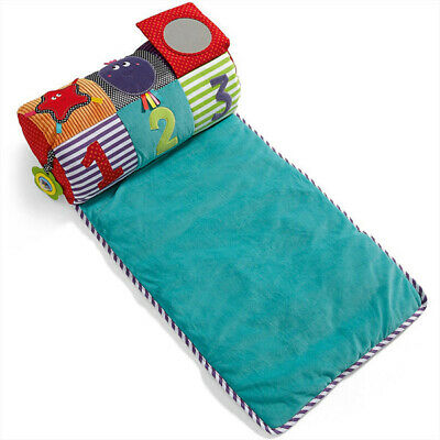 -NEW- Multifunctional Infant Baby Climbing Play Mat Plush Pillow Educational Del