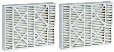 16x25x5 MERV 13 Carrier Filter Replacement (2 Pack)