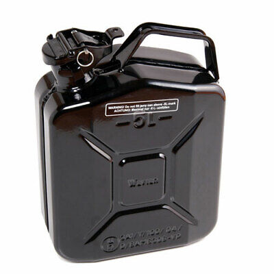 Sirius Explosion Safe Metal Jerry Can 5l Yellow