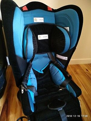 infrasecure Convertible Car Seat (0 to 4 Years)