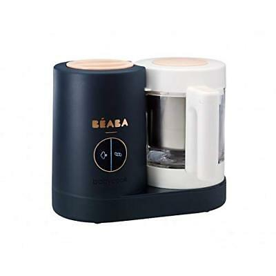 Beaba Babycook Neo Foodmaker, Night Blue/Rose Gold