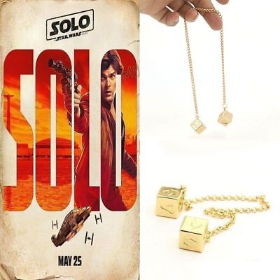 Star Wars Story Han Solo Dice  Opening Night Exclusive Sabacc Lucky Dice