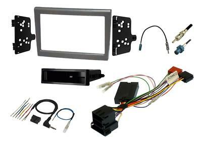 InCarTec FK-720 Jeep Commander 2006-2009 Double Din Stereo Fitting Kit