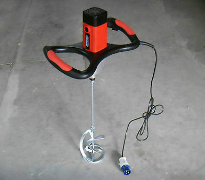 PLASTERERS MIXER PLASTER MIXER with PADDLE 240 V