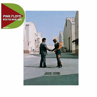 2CD PINK FLOYD - Wish You Were Here (1975/2011) Remastered  (brand new & sealed)
