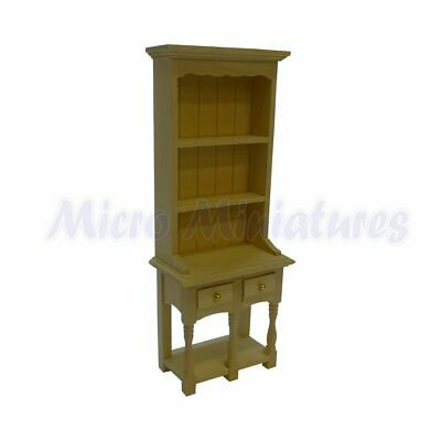 Dolls House Two drawer Dresser 1/12th Scale (02885)