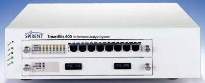 Collectibles Spirent Smartbits 6000b Port Density Performance Analysis System W/ 3x Lan-3100a