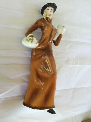 Mint -  1972 Royal Doulton  Eliza  Pretty Ladies Figure Figurine Hn 2543 England