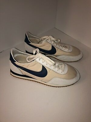 new product ef5bf 45f67 Very Rare Vintage NEW 1983 NIKE OCEANIA WAFFLE Shoes Size 10.5 Men