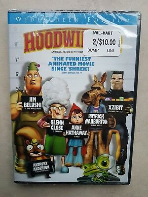 Hoodwinked ( DVD, 2006, Widescreen Version, Bilingual ) BRAND NEW SEALED