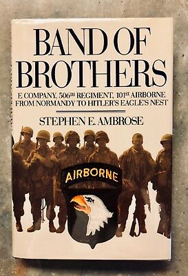 stephen ambrose band of brothers
